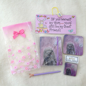 Pretty Mum Stationery Bunny Rabbit Gift Sets - 3 Choices