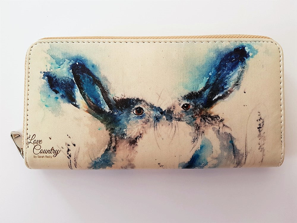 Love Country Tickly Kisses Hare Purse - Vegan Friendly