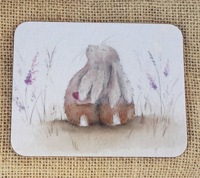 Always Hare Coaster