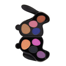 Vegan and Cruelty Free Bunny Rabbits Eye Shadow Palette