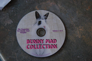 Bunny Mad Magazine: Issues 1-10 (CD) To View On Your Computer