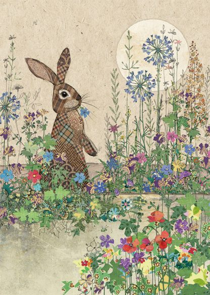 Bugart Rabbit Patch Card
