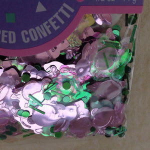 Bag of Pink Bunny Table Confetti
