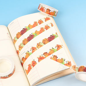 Bunny Rabbit Washi Tape
