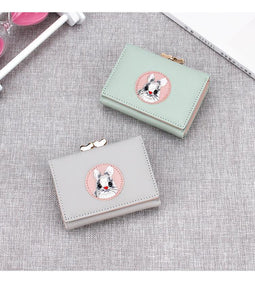 Small Bunny Rabbit Purse Wallet