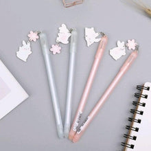 Dangling Bunny Rabbit Pens