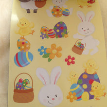 Easter Bunny Sticker Book