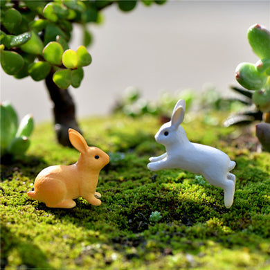 Bunny Collectable Figures