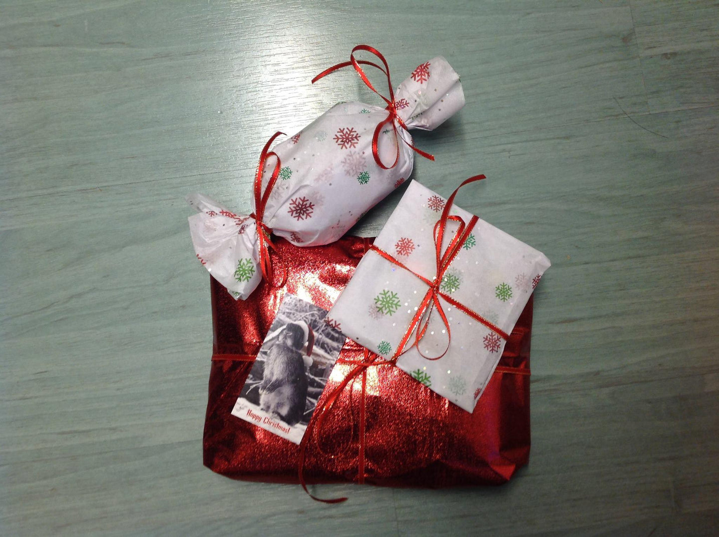 Gift Wrapping By Bunny Creations