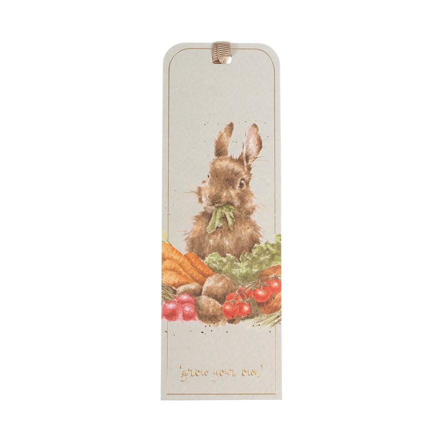 Wrendale Designs Grow Your Own Bunny Bookmark