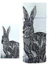 Unisex Rabbit Magic Tube Face Covering/Scarf