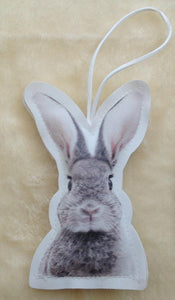 Cute Hanging Bunny Rabbit Decoration