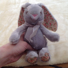 Cuddly Lop Earred Bunny- 2 colours
