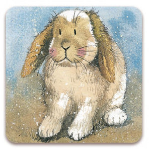 Alex Clark Lop Bunny Rabbit Fridge Magnets