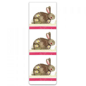 Hunny Bunny Rabbit Magnetic Bookmark