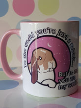 Milly Moo Deluxe Bunny Rabbit Mugs - 3 Colours