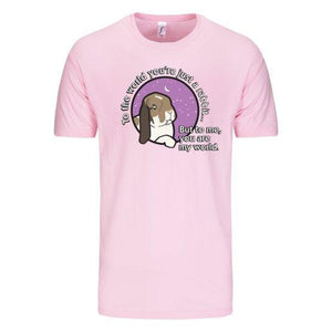 Milly Moo Bunny Pink T-shirt