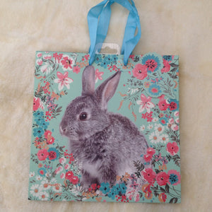 Pretty Bunny Rabbit Gift Bag