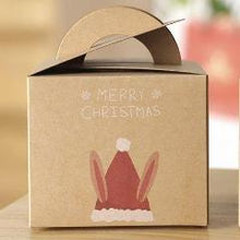 Bunny Rabbit Christmas Gift Box
