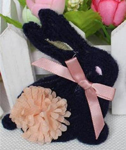 Sew On Bunny Patch