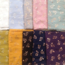 Exclusive Shimmer Rabbit Ladies Scarf - 10 Colours - BUY 2 get 3rd FREE