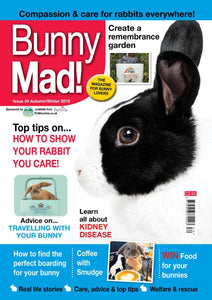 Bunny Mad Magazine: Issues 34- To Clear