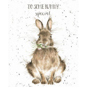 Wrendale Designs Somebunny Special Card