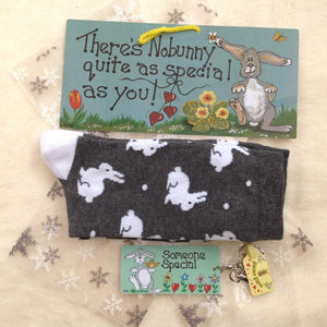 Someone Special Bunny Christmas Gift Set