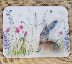 Spring Is Hare Coaster