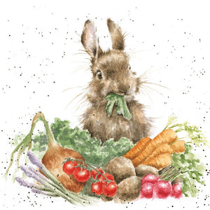 Wrendale Designs Grow Your Own Bunny Card