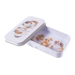 Wrendale Designs Guinea Pig Mini Tin