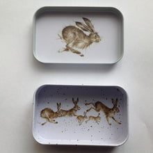 Wrendale Designs Hare Mini Tin
