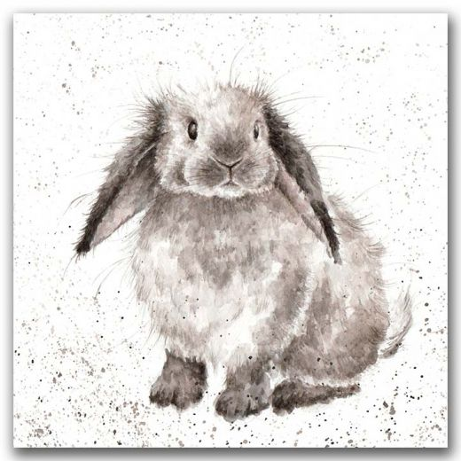 Wrendale Designs Rosie Lop Bunny Card