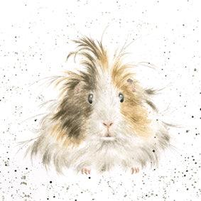 Wrendale Designs Guinea Pig Card