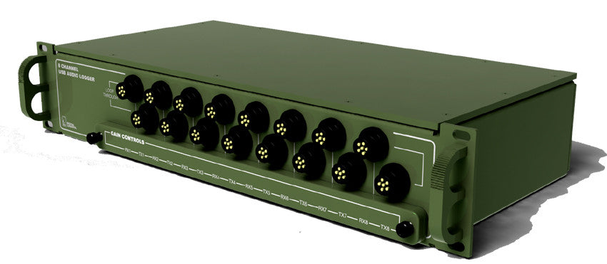 Military Com Recorders