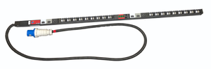 3-Phase PDU with Per-Outlet Monitoring