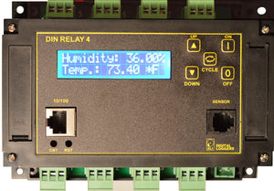 DIN Relay IV