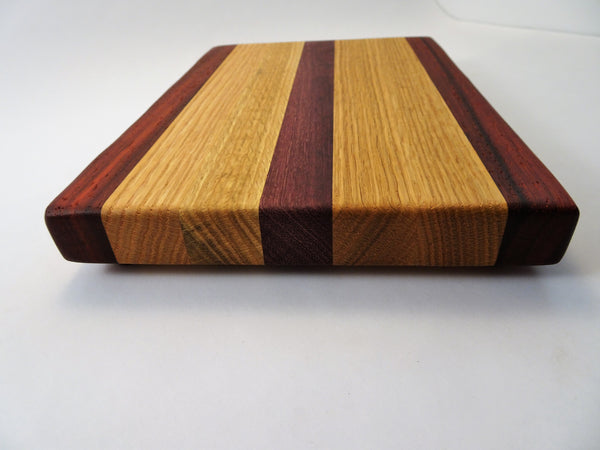Small Rainbow Cutting Board
