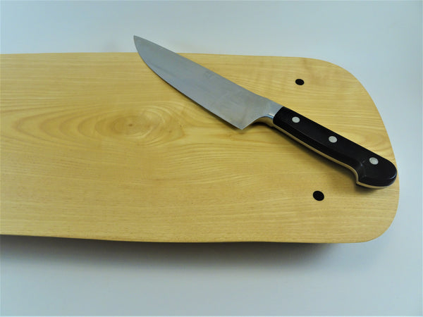 Large Ash Serving Tray/Cutting Board