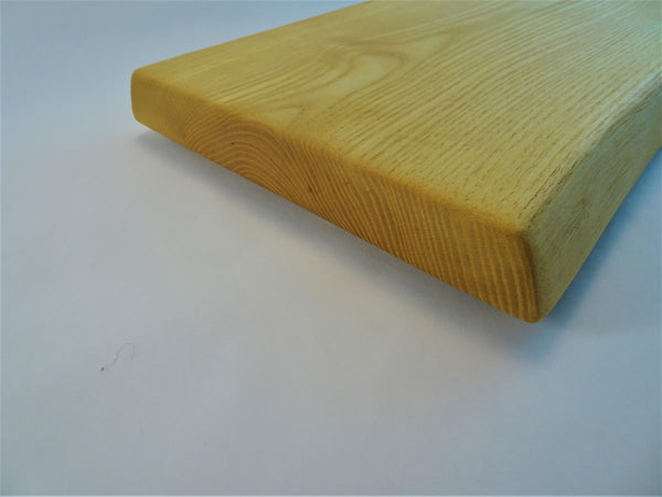 Natural Edge Ash Cutting Board