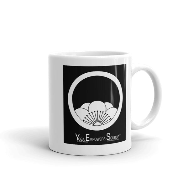 Y.E.S. - Yoga Empowers Source Mug