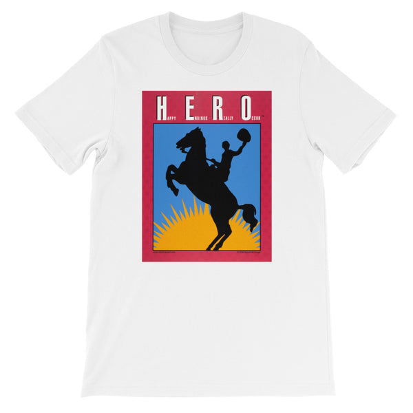 H.E.R.O. - Happy Endings Really Occur...... - cowboy on horse