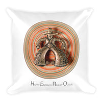 H.E.R.O. - Happy Endings Really Occur Pillow