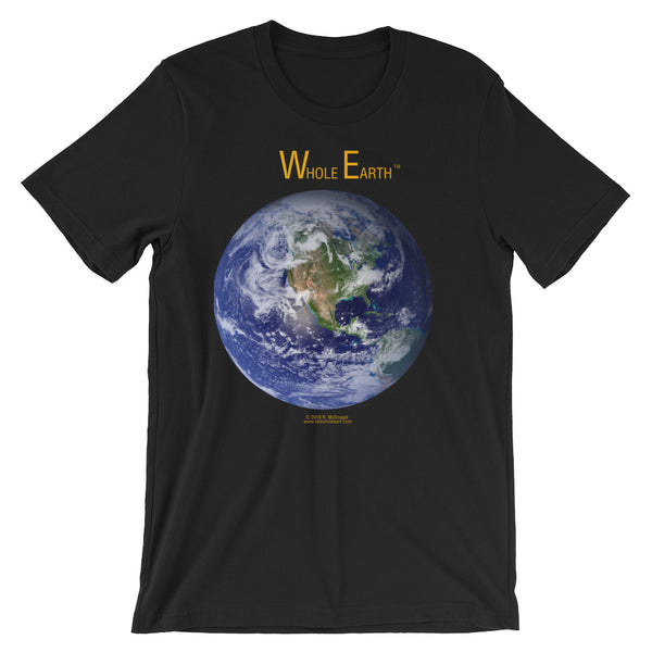 W.E. - Whole Earth...... - earth in space