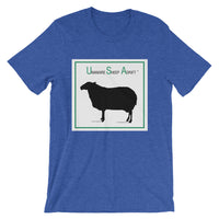 U.S.A. - Unaware Sheep Adrift - sheep
