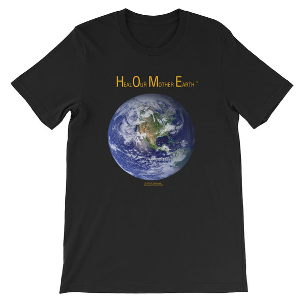 H.O.M.E. - Heal Our Mother Earth..... - earth in space