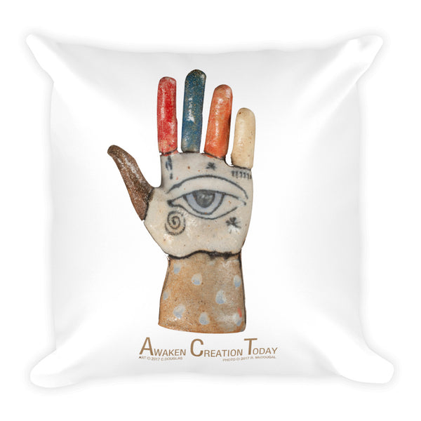 A.C.T. - Awaken Creation Today Pillow