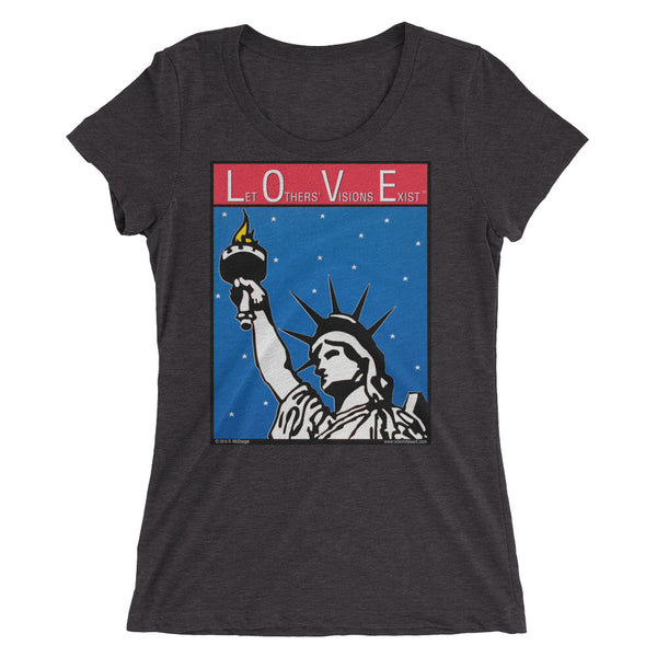 L.O.V.E. - Let Others' Visions Exist - Liberty