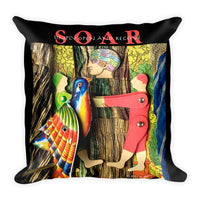 S.O.A.R. - Simply Open And Receive Pillow