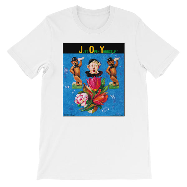 J.O.Y. - Just Open Yourself - Clown Flowers